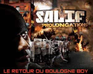 SALIF | PROLONGATIONS | 2008