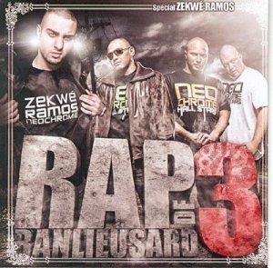RAP DE BANLIEUSARD 3 spécial ZEKWE RAMOS | 2008