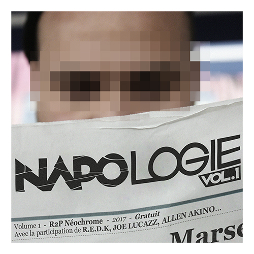 [MIXTAPE] NAPO | NAPOLOGIE Volume 1 | Disponible ! (Gratuite)