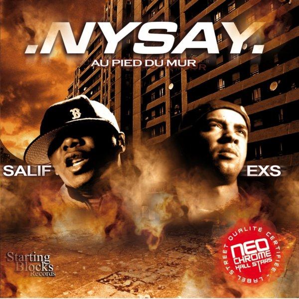 NYSAY | AU PIED DU MUR | 2006