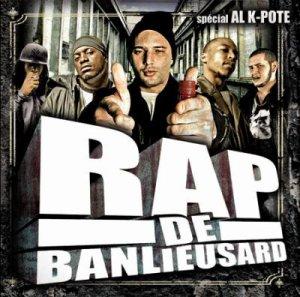 RAP DE BANLIEUSARD 1 spécial ALKPOTE | 2007