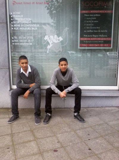 Khaled L'Algeriien & Y-k Blog Rouge !!