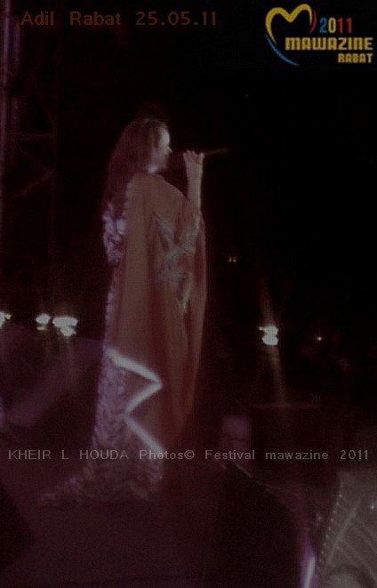 KHEIR L HOUDA TALBI Festival MAWAZINE 2011