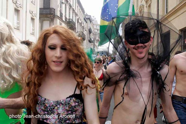 Gay Pride Bordeaux 2014