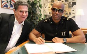 ROHFF SIGNE CHEZ EAST WEST FRANCE !