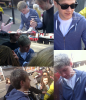 Niall avec c fans!!