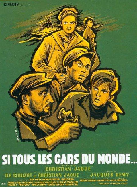 (00 ) Voici l'affiche du film..Si Tous les Gars du Monde