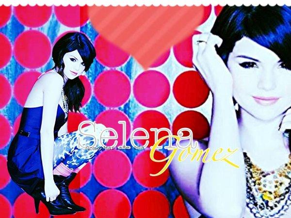 GomezMariaSelena ton nouveau blog Bazar sur la  sublime Selena Gomez.