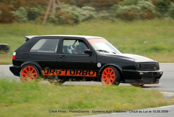 GoOoLf II VR6 TURBO