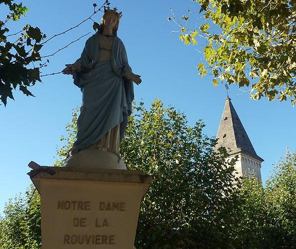 Notre Dame de la Rouvière 31/10/2014