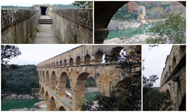Autour du Pont du Gard 21/11/2014 1ère partie