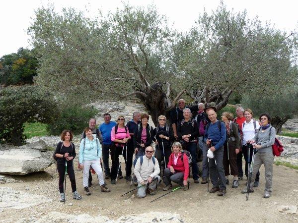 Autour du Pont du Gard 21/11/2014 2ème partie