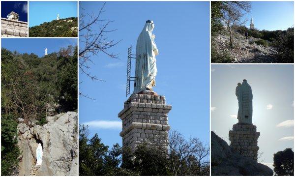 Notre Dame du Suc, Abîme de Rabanel 02/12/2014