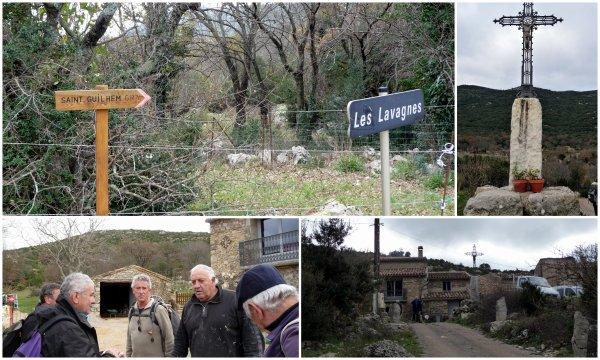 Autour des Lavagnes 12/12/2014