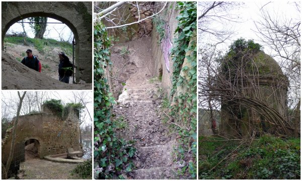 Ermitage Saint Antoine à Castelnau-de-Guers 16/01/2105