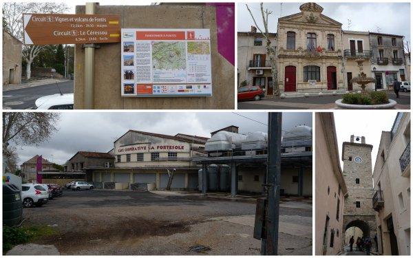 Vignes et Volcans à Fontès 30/03/2018