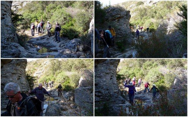 Arboras : la grotte aux Fées : 06/04/2018