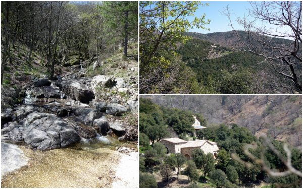 Vallée de la Salendrinque à Soudorgues 20/04/2014