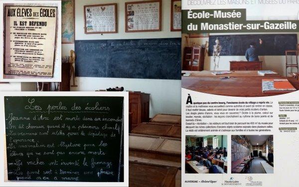 La Vieille Ecole - Le Monastier sur Gazeille 13/06/2018