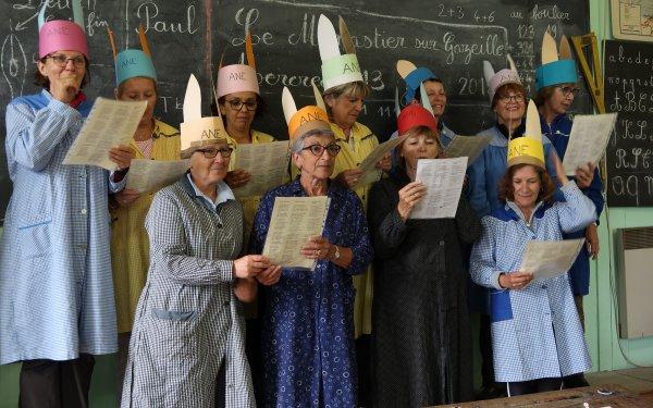 La Vieille Ecole - Le Monastier sur Gazeille 13/06/2018 (Suite)