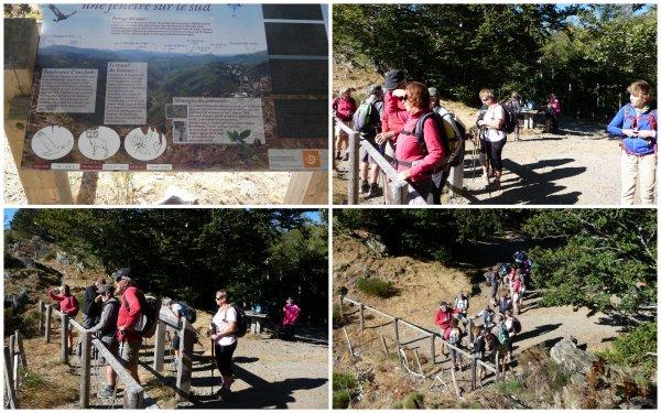 Aire de côte, mont Aigoual 28/09/2018