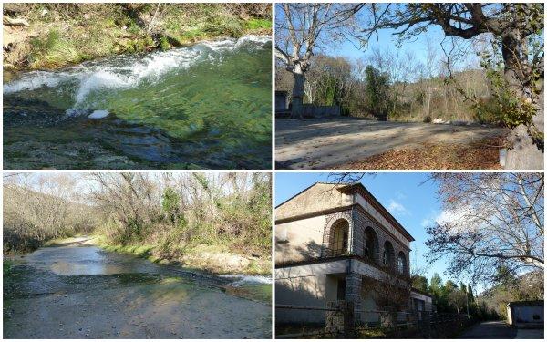 Les 4 villages Héraultais, Saussines,Saint Hilaire de Beauvoir, Buzignargues et Galargues 04/12/2018