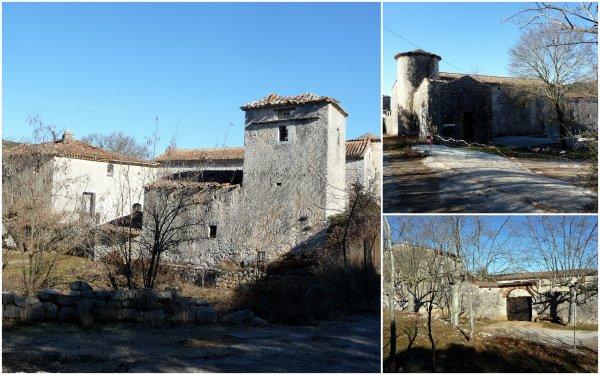 Berges de l'Hérault et Moulin de Clauzel 15/02/2019