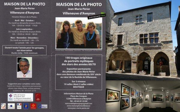 Maison de la Photo à Villeneuve d'Aveyron 13/05/2019