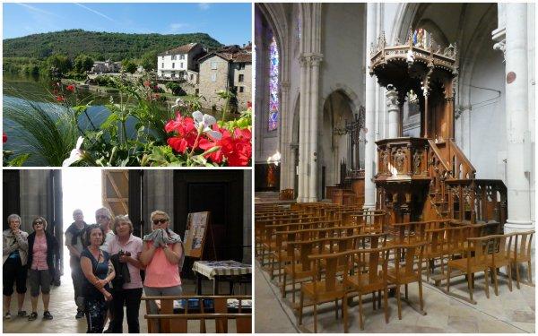 La Chapelle de Saint-Caprais 15/05/2019