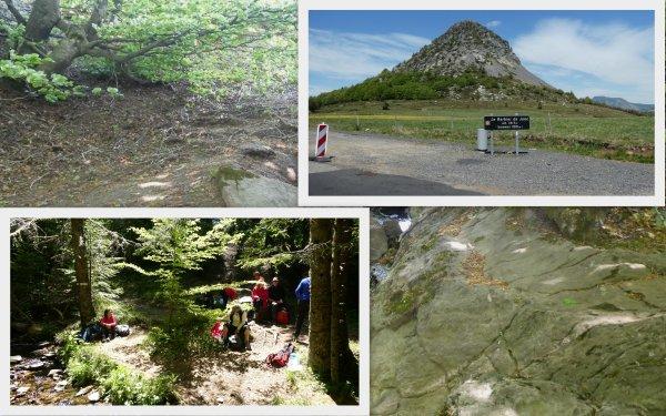 Mont Gerbier-de-Jonc et Sources de la Loire 05/06/2019