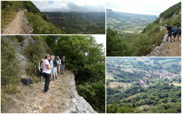 Sentier de l'Abbé Coste (Viala-du-Pas-de-jaux) 20/09/2019