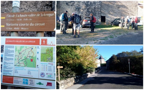 La Haute Vallée de la Lergue 11/10/2019