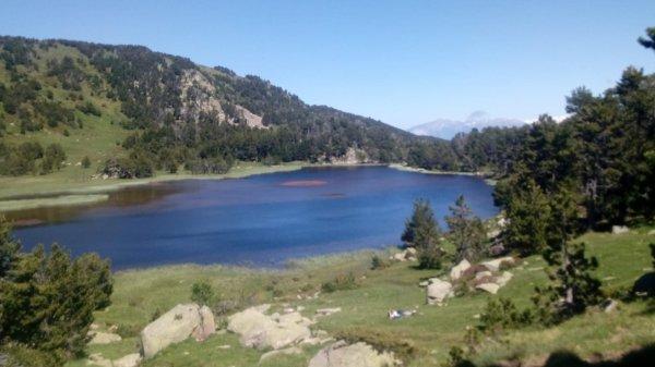 Lac des Bouillouses 22/06/2020