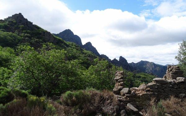 Mons la Trivalle Bardou et Gorges d'Heric 11/06/2021