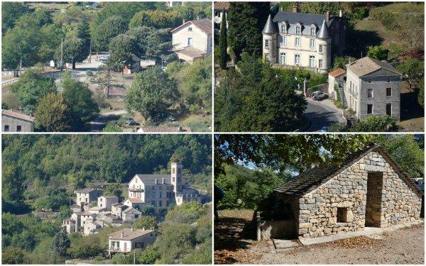 ARRE village  situé après le Vigan 17/09/2021
