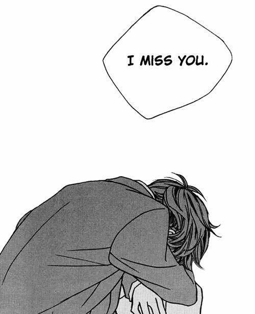 I MISS YOU...
