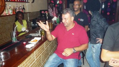 DISCO FEVER MIXER PAR DJ EMDI & DJ FAB  AU B2B LOUNGE BAR (Bonapriso dla/cameroun)