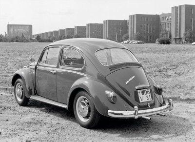 coccinelle volkswagen 1938