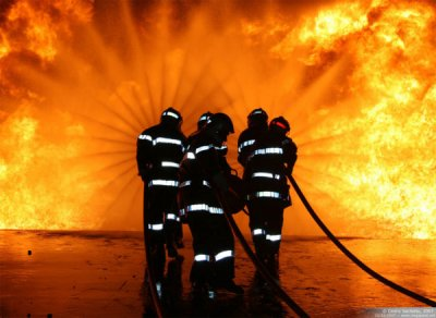 Sapeur-Pompiers toute une passion <3 .