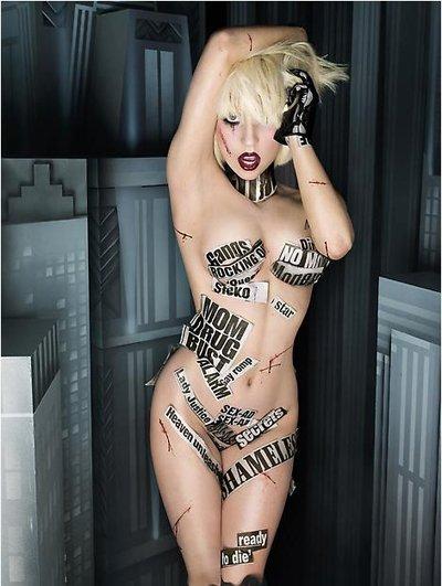Lady GaGa :)