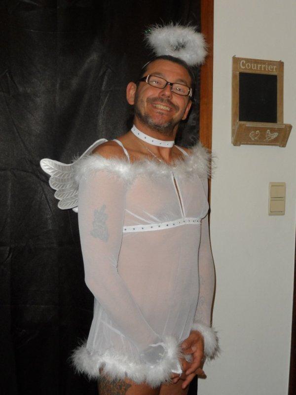 qui a dit que j'étais pas un ange mdr