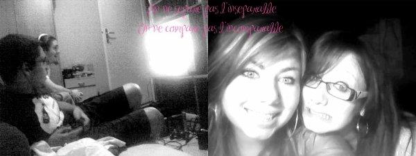 ۞ On ne sépare pas l'inséparable, on ne compare pas l'incomparable ... ۞
