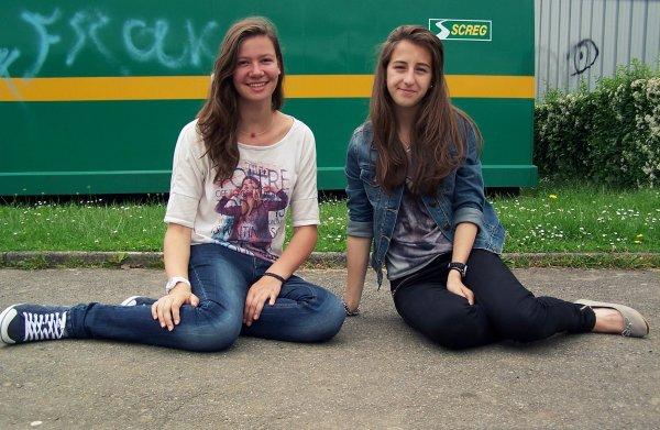 # Morane & Marina ! ♥