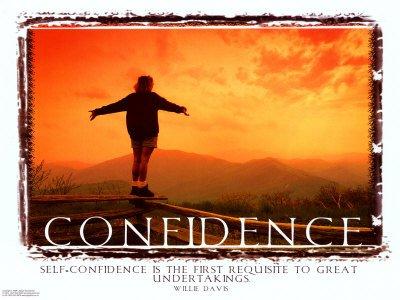confidences...