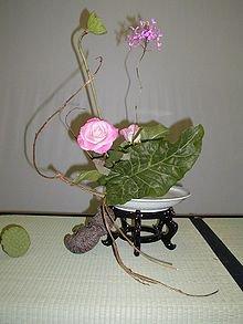 Les Ikebana
