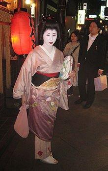 Les Geisha... se que j'en sais et ce que j'aime chez elles