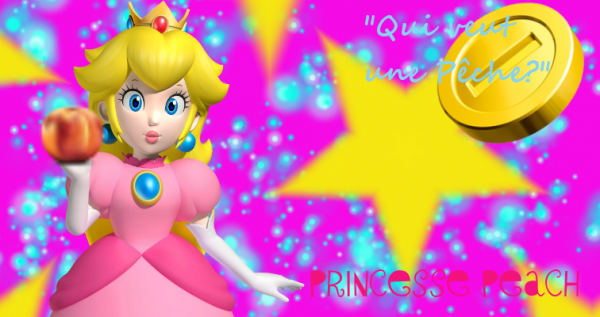 Peach ( de l'univers de Mario )