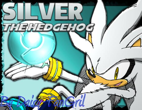 Silver ( de l'univers de Sonic )