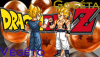 Vegeto et Gogeta ( de l'univers de Dragon Ball Z )