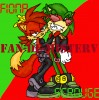 Scourge et Fiona ( de l'univers de Sonic )